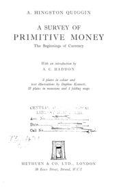 primitive money idoma