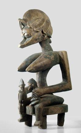 senufo maternity of the Boudiali region