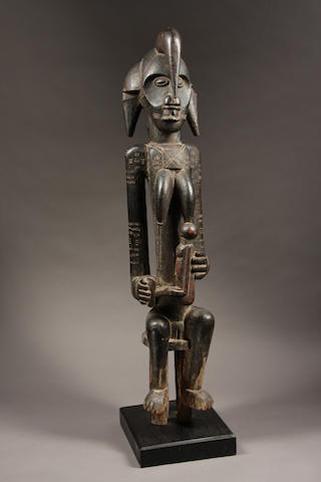 senufo sculpture boundiali