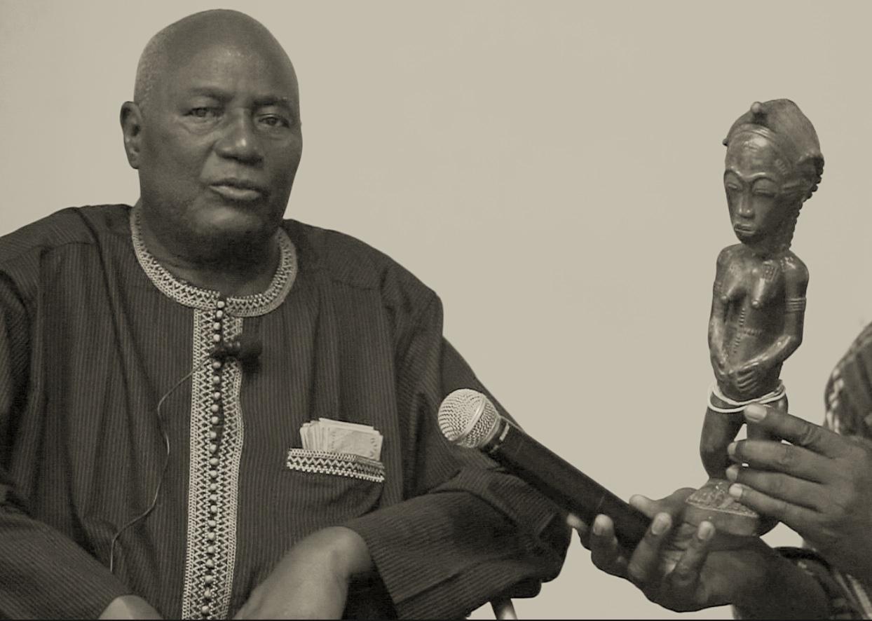 yamoussoukro Baule sculpture